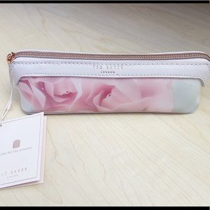 💕💖TED BAKER Makeup Cosmetic Bag / Pencil Case